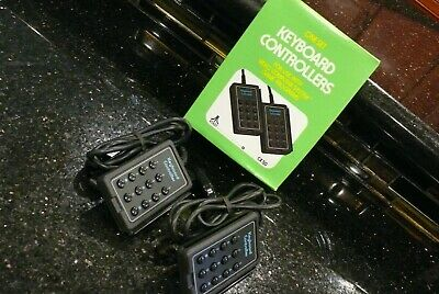 ATARI 2600 Vintage Electronic Computer Console Game Keyboard Contollers    ✨NEW✨