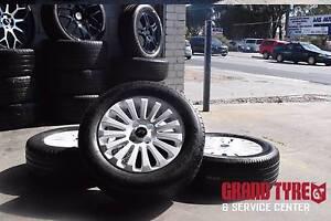 "15"" Alloy Wheels and tyres 4x100 , toyota , mazda , honda ... Dandenong Greater Dandenong Preview"