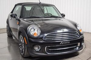 Mini Cooper cuir a/c mags bluetooth 2015