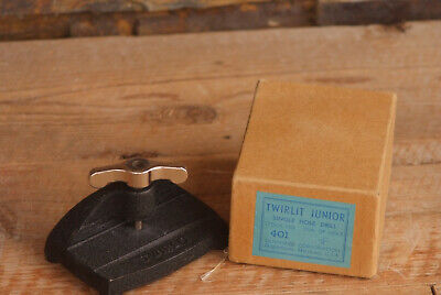 Twilit Junior Single Hole Punch Paper Drill Vintage 14 Diameter Hole 401