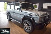 Mercedes-Benz G 350 BT EDITION 35 G63 Distr./Standh./Kamera