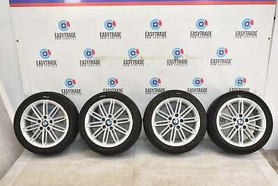 "BMW 1 Series E81 E87 E82 E88 2004-13 M Sport 17"" Alloy Wheels & Tyres Style 207M"