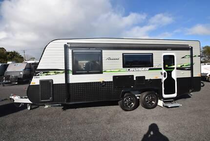 2018 20'6 REGENT MKII FULL ENSUITE SEMI OFF ROAD CARAVAN #7469 Forest Glen Maroochydore Area Preview
