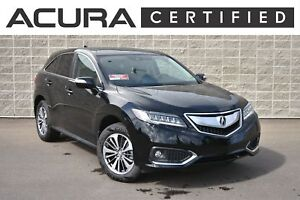 2016 Acura RDX AWD Elite |Certified Pre-Owned
