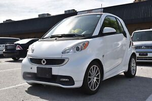 2013 smart fortwo passion ONLY 52,000 KM'S !!