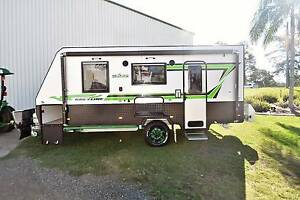 2017 18' NEXTGEN GREYLINE FULL OFF-ROAD SINGLE AXLE FULL ENSUITE Gympie Gympie Area Preview