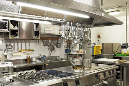 ST Stainless commercial kitchen  fit outs  Prestons Liverpool Area Preview