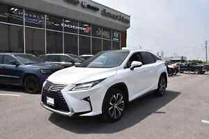 2016 Lexus RX 450h HYBRID/NAVI/LEATHER/SUNROOF