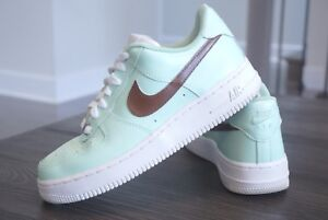 Mint Chocolate chip Nike Air Force 1