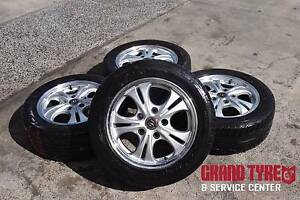 """15"""" Holden commodore Alloy Wheels + tyre for sale Dandenong Greater Dandenong Preview"""