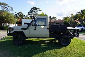 1991 Toyota FJ Cruiser HEAD TURNER landcruiser Burleigh Waters Gold Coast South Preview