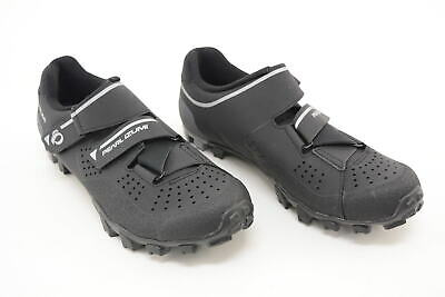 New! Pearl Izumi Women's X-Alp Divide MTB Shoes Size EU 40 US 8.5 (Black/Grey)