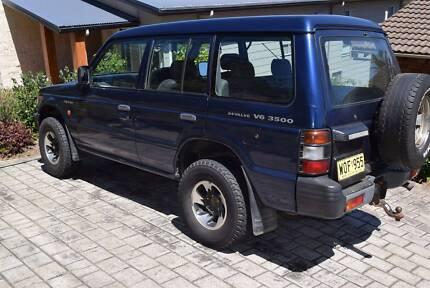 2000 Mitsubish Pajero NL 3500 Manual LPG/Petrol NEW TIMING BELT