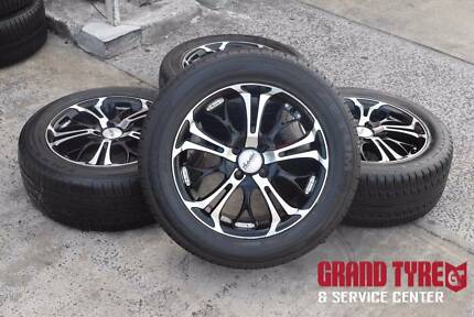 "16"" Advanti Racing Alloy wheels & tyre 4x100 Honda  , toyota"