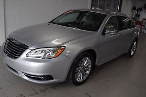 2011 Chrysler 200 LIMITED-V6 3.6-CUIR-MAGS 18PO-BLUETOOTH