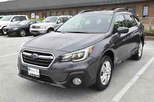 2018 Subaru Outback 2.5i LIKE NEW, ONLY 8,000 KM'S !!!!