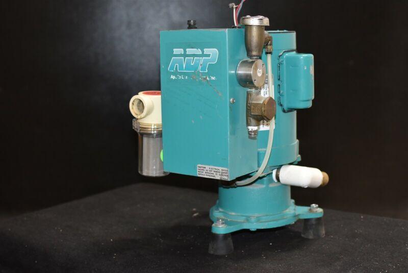 Adp Apollo Avsvs1000 Dental Wet Vacuum Pump System Operatory Suction Unit 1 HP