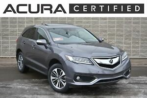 2017 Acura RDX AWD Elite | Certified Pre-Owned