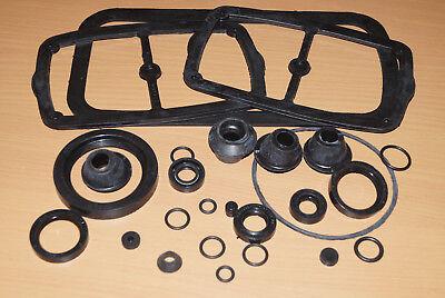 Dnepr MT 650ccm Dichtungssatz Reparatursatz Gummidichtungen Simmering für Motor