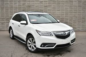 2016 Acura MDX AWD Elite | Certified Pre-Owned