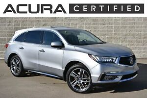 2017 Acura MDX AWD Navi   Certified Pre-Owned