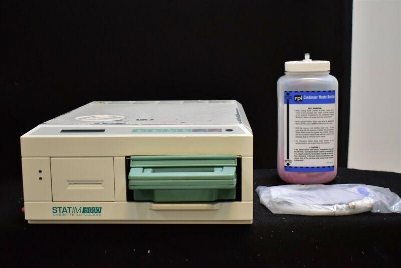 Scican Statim 5000 Dental Medical Cassette Autoclave Sterilizer - 81596