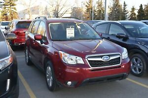 2015 Subaru Forester 2.5i Limited | Panoramic Roof | Remote Star