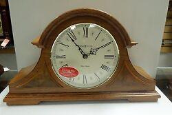 635-106 -THE BURTON, A MANTEL CLOCK  BY HOWARD MILLER CLOCK COMPANY 635106