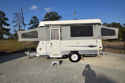 2009 COROMAL FAMILY SERIES F400 WIND UP OFF ROAD CAMPER