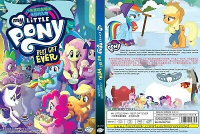 ANIME DVD~ENGLISH DUBBED~My Little Pony:Best Gift Ever~All region FREE