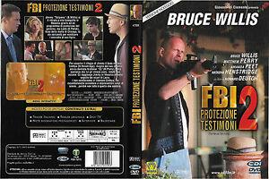 FBI-PROTEZIONE-TESTIMONI-2-2004-dvd-ex-noleggio