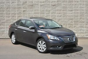 2013 Nissan Sentra 1.8 SL | Navigation | Leather | Sunroof