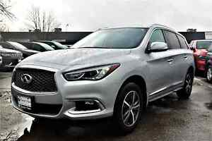2017 INFINITI QX60 Navigation, Leather, Sunroof