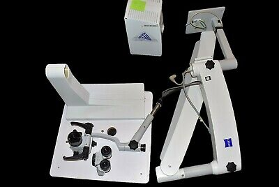 Carl Zeiss Opmi Pico Dental Xenon Unit Microscope For Magnification