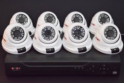 HD CCTV Kits SALE save $$$$$ 1 YEAR REPLACEMENT WARRENTY) Thornlie Gosnells Area Preview