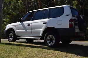 1997 Toyota LandCruiser Prado 2.7L 4 Cylinder 5 speed Manual Wangi Wangi Lake Macquarie Area Preview