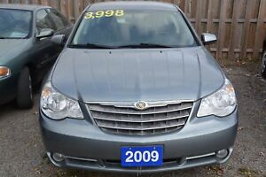 2009 Chrysler Sebring Touring, V-6, automatic, air conditioning