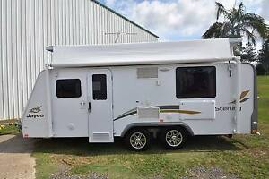 2012 17'6 JAYCO STERLING TANDEM AXLE POPTOP CARAVAN Gympie Gympie Area Preview