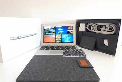 "Macbook Air 11"" MAXED Spec! 2013 + 500SSD 8gb i7 Intel"