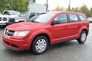 2015 Dodge Journey 5 passagers+Bluetooth+31, 572KM