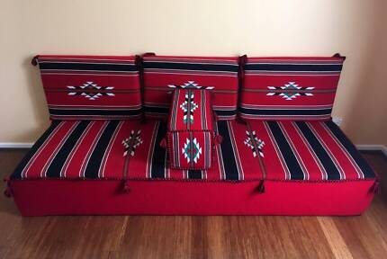 Middle Eastern, Syrian, Lebanese, Egyptian Traditional Sofa couch