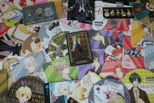 JAPAN Z) Tsukiuta. Paper Goods (Junk) Set
