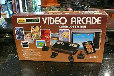 SEARS ATARI 2600 Vintage Electronic Computer Console Game System   ✨NEVER SEEN✨