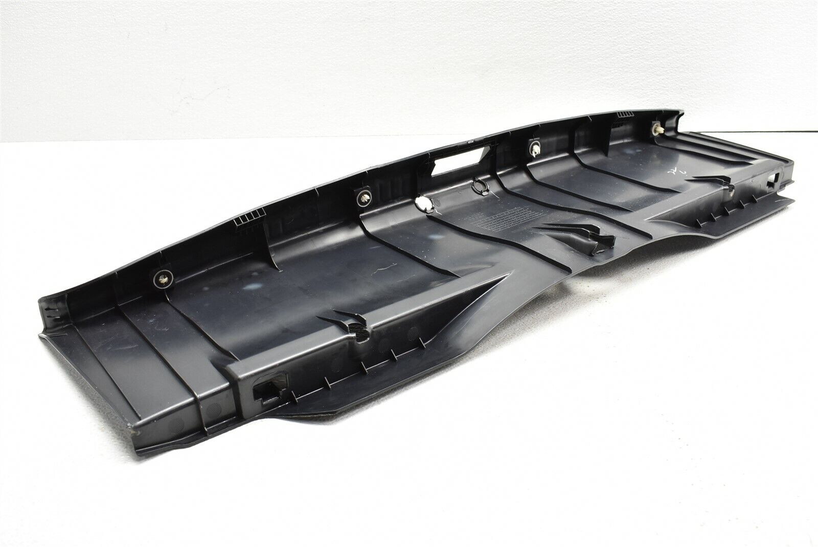 2008-2015 Mitsubishi Evolution X Trunk Cargo Trim Cover Panel 08-15