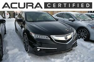 2015 Acura TLX AWD Elite | Certified Pre-Owned | $1500 Incentive
