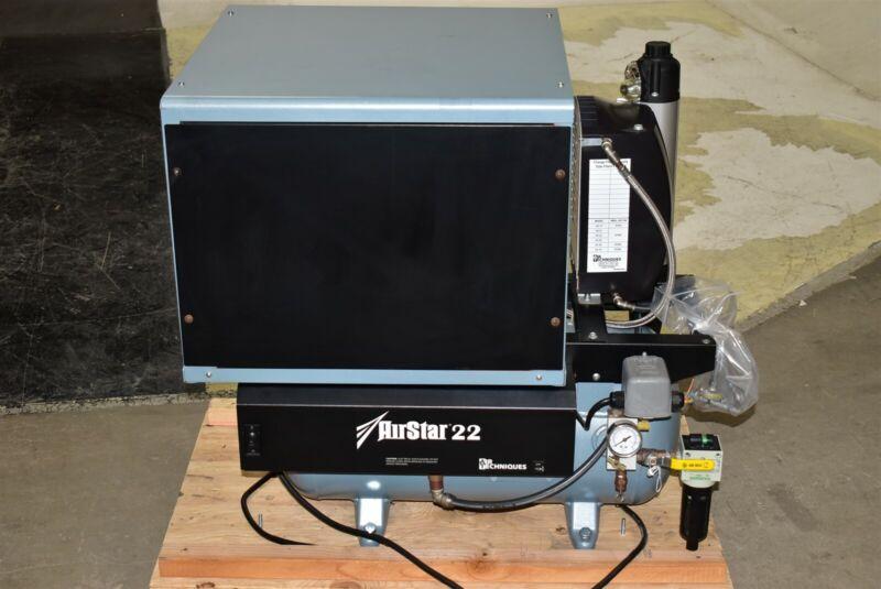 Air Techniques AS22M Dental Air Compressor Unit REFURBISHED w/ 1 YEAR WARRANTY