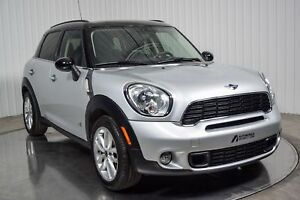 2014 MINI Cooper Countryman S AWD CUIR TOIT PANO MAGS