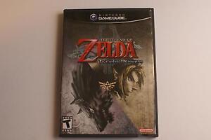 Zelda Twilight Princess -  Gamecube/Wii game - AMAZING GC ZELDA!