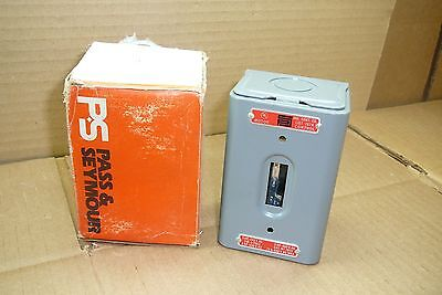 767a Pass Seymour New In Box Starter Switch 7813