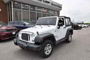 2014 Jeep Wrangler Sport AUTOMATIC/AIR CONDITIONING